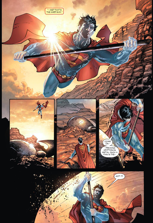 superman's anti-kryptonite suit (earth 1)