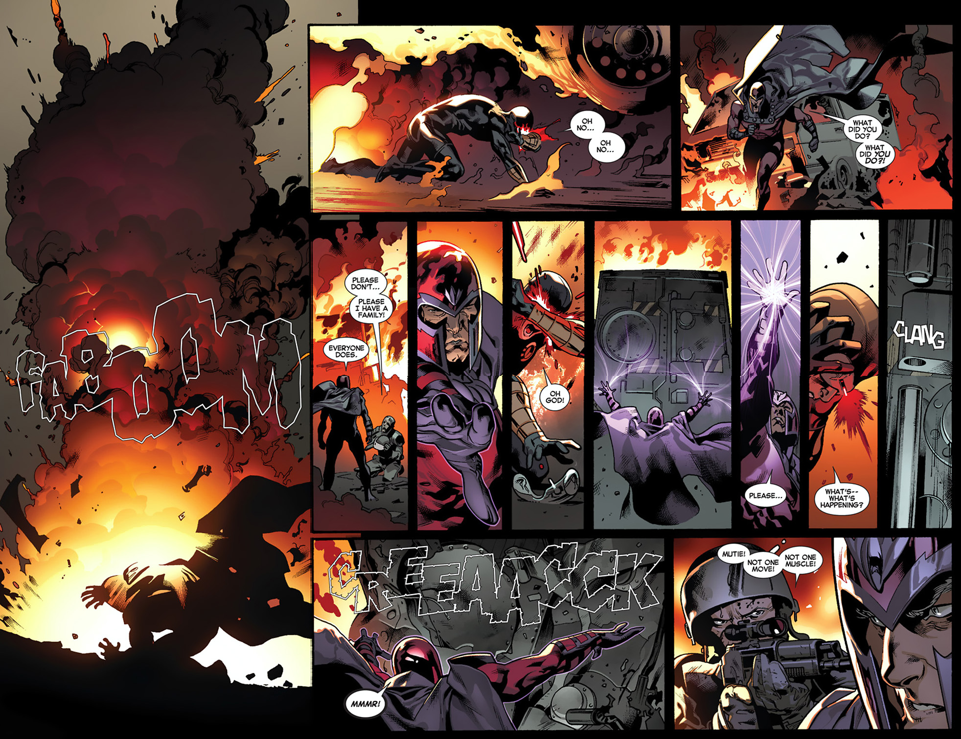 cyclops and magneto rescue emma frost
