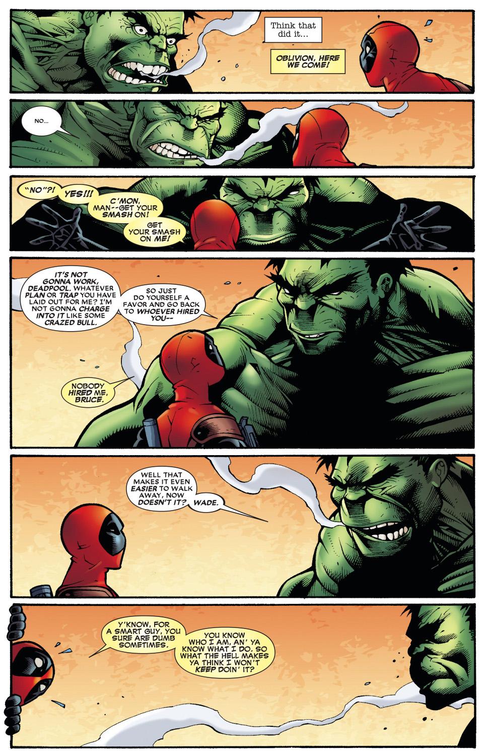 deadpool vs the hulk 3