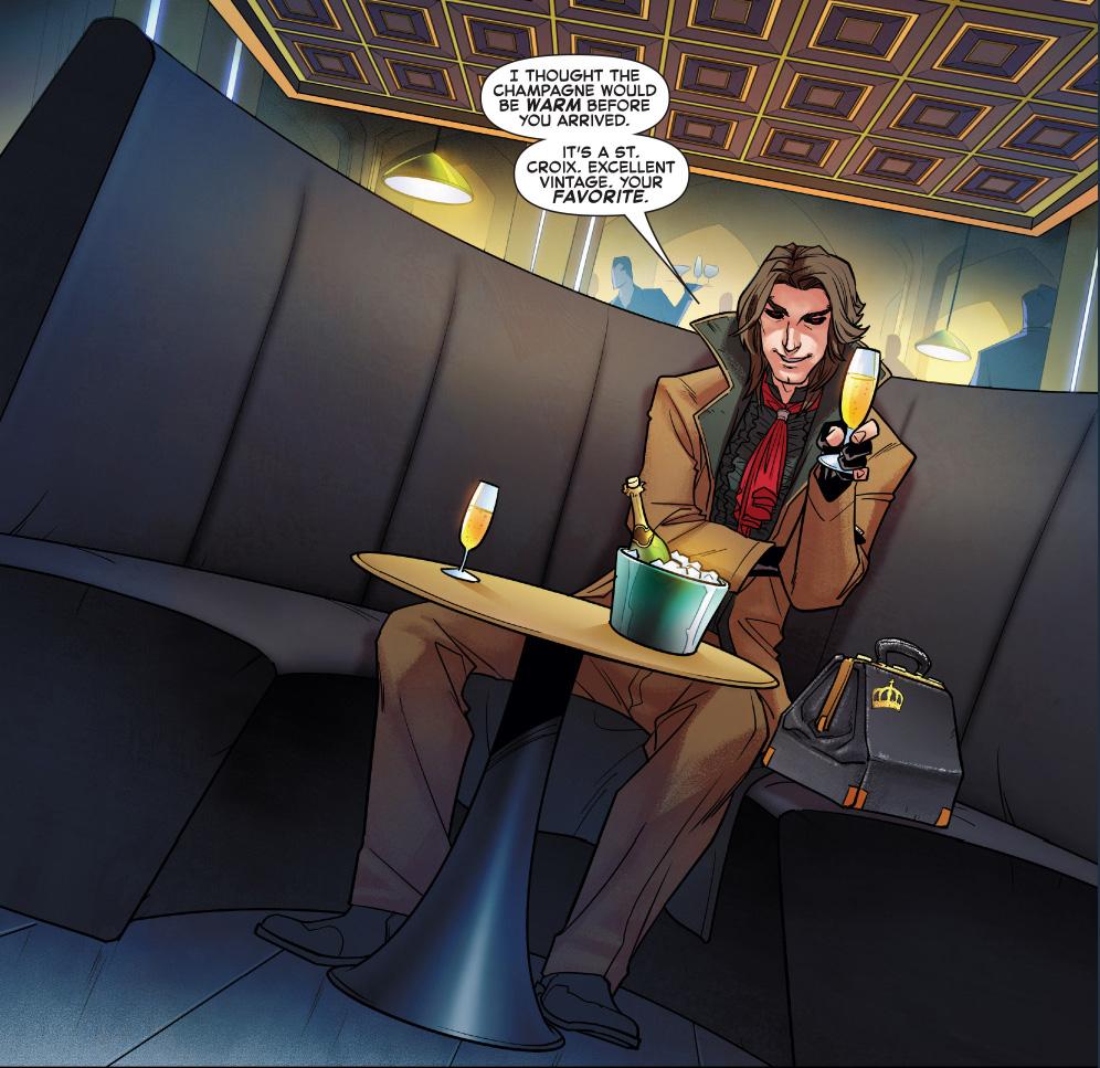 gambit the collector (battleworld)