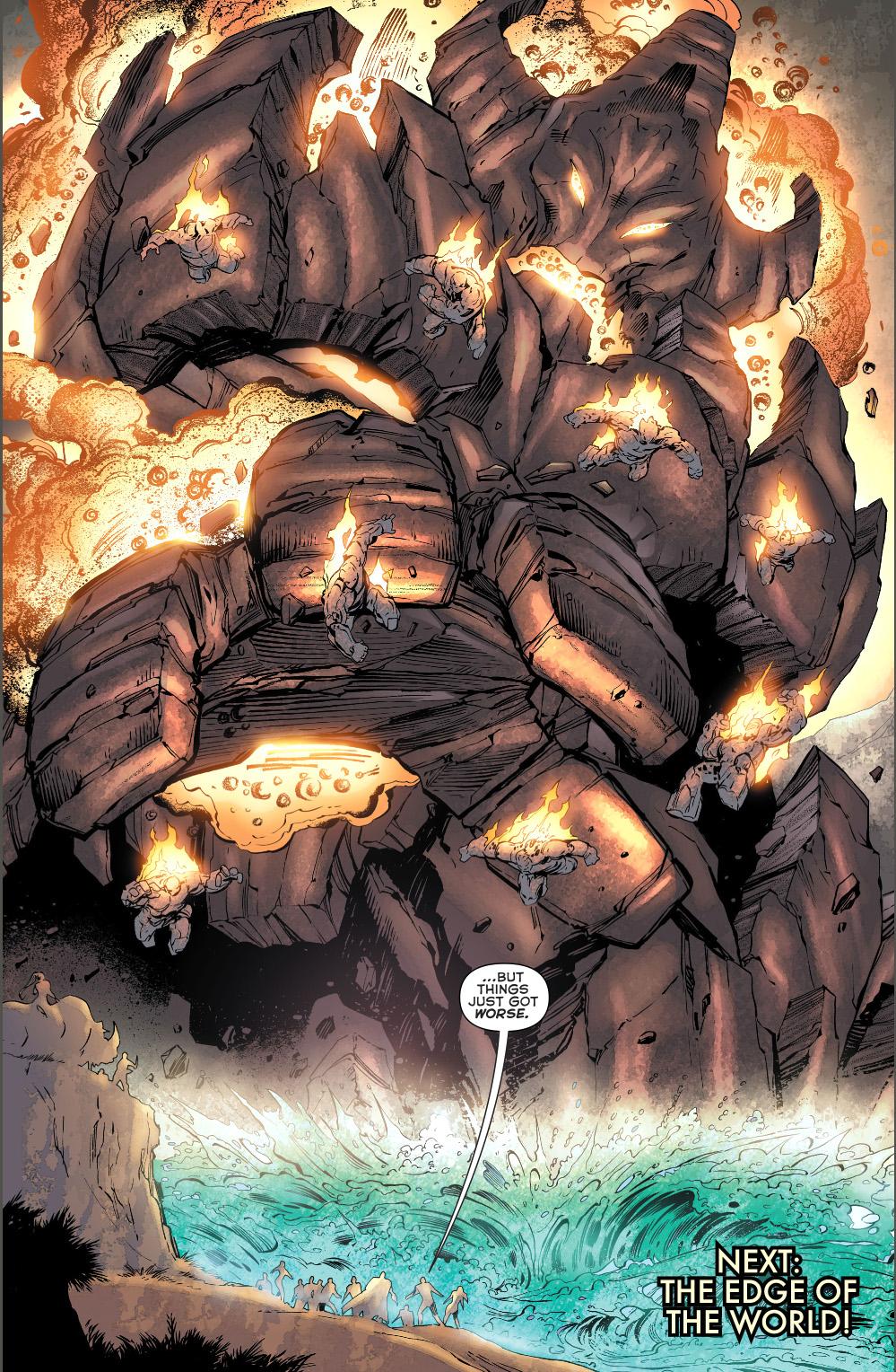 karaku the volcano god 2