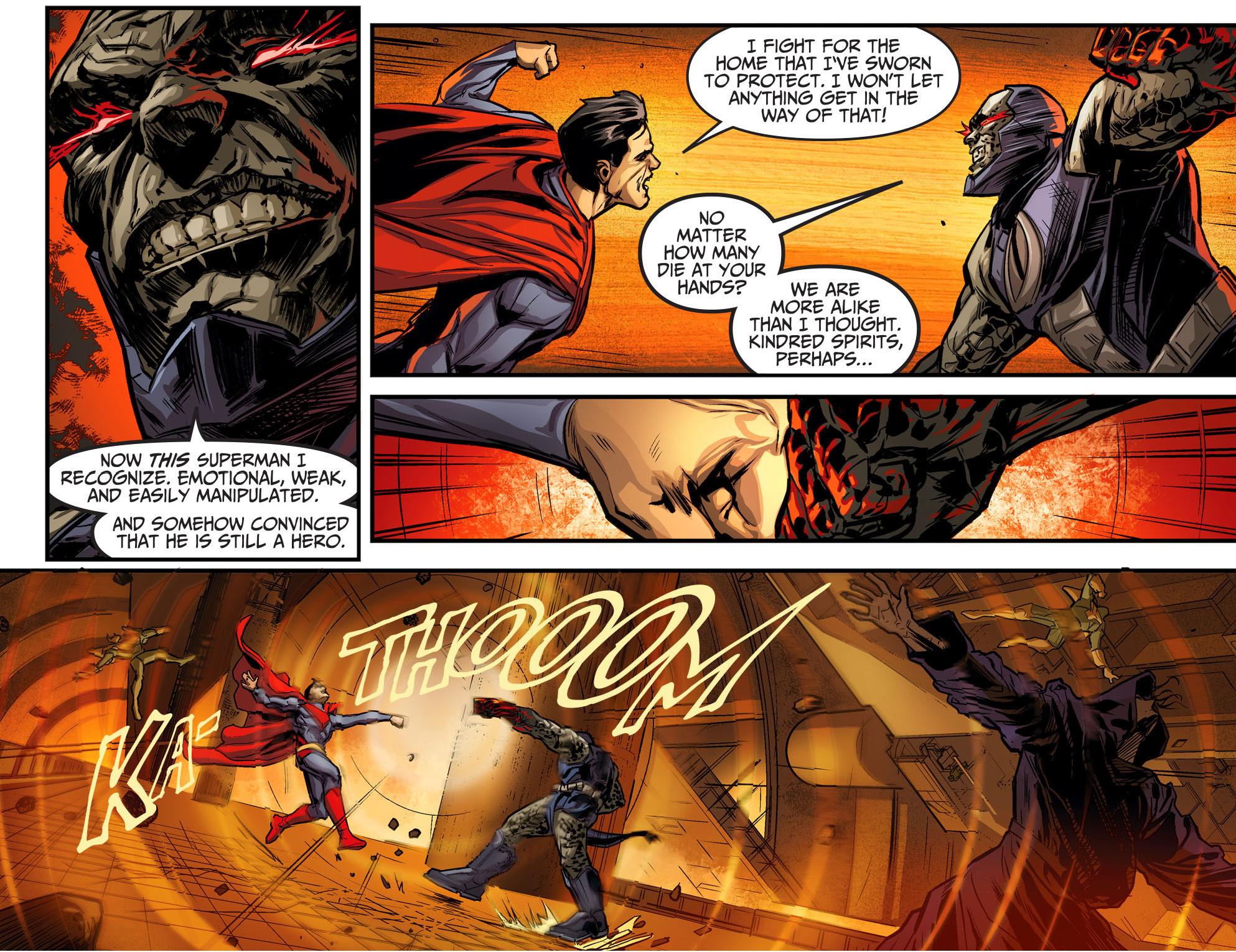 darkseid vs superman