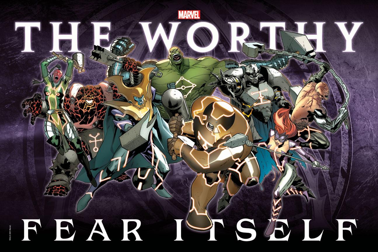fear itself the worthy