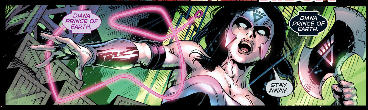 wonder woman joins the star sapphire corps