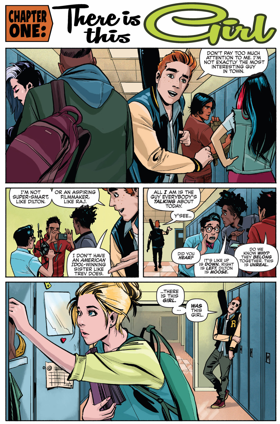 archie and betty break up