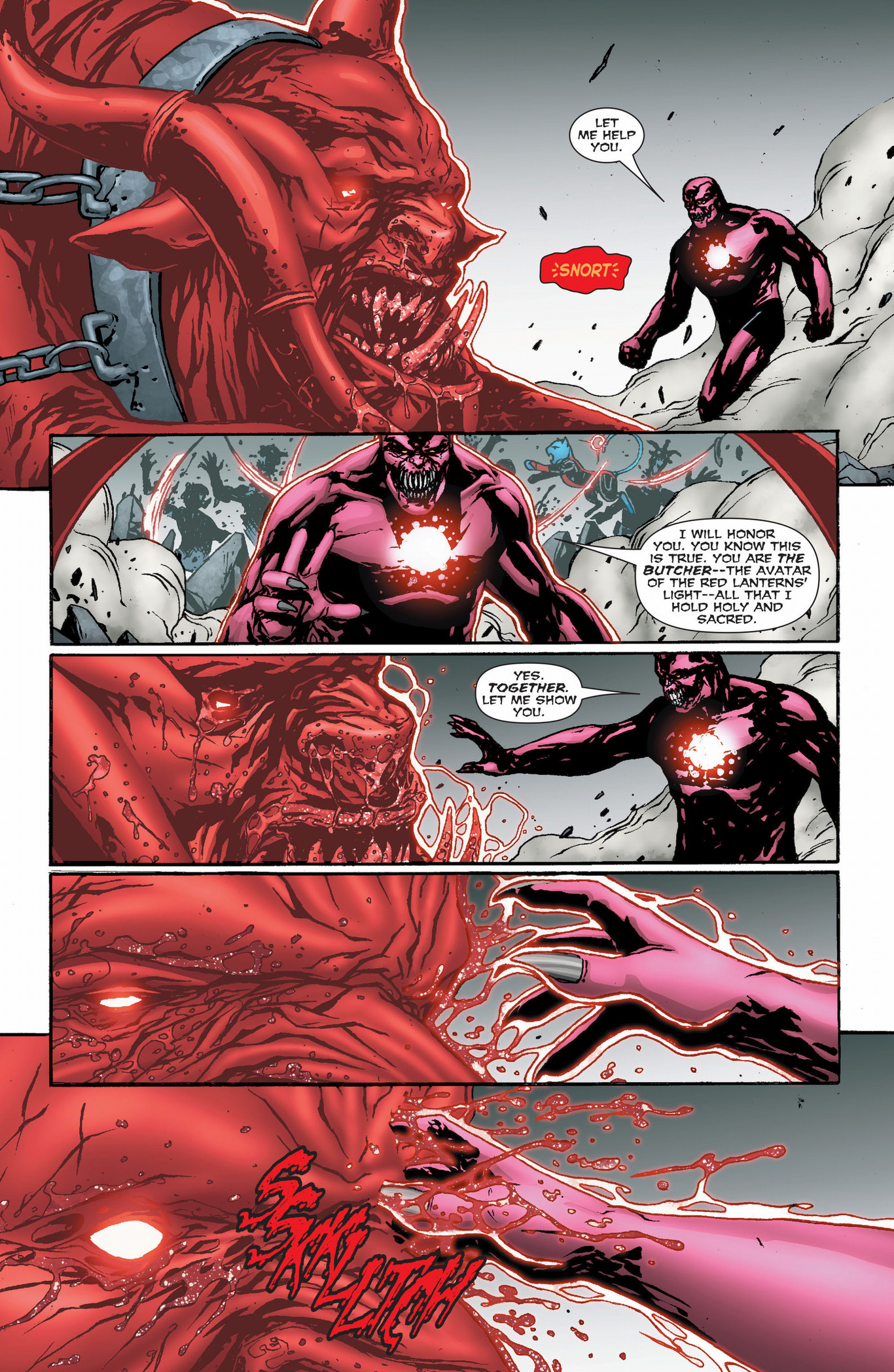atrocitus possessed by the butcher