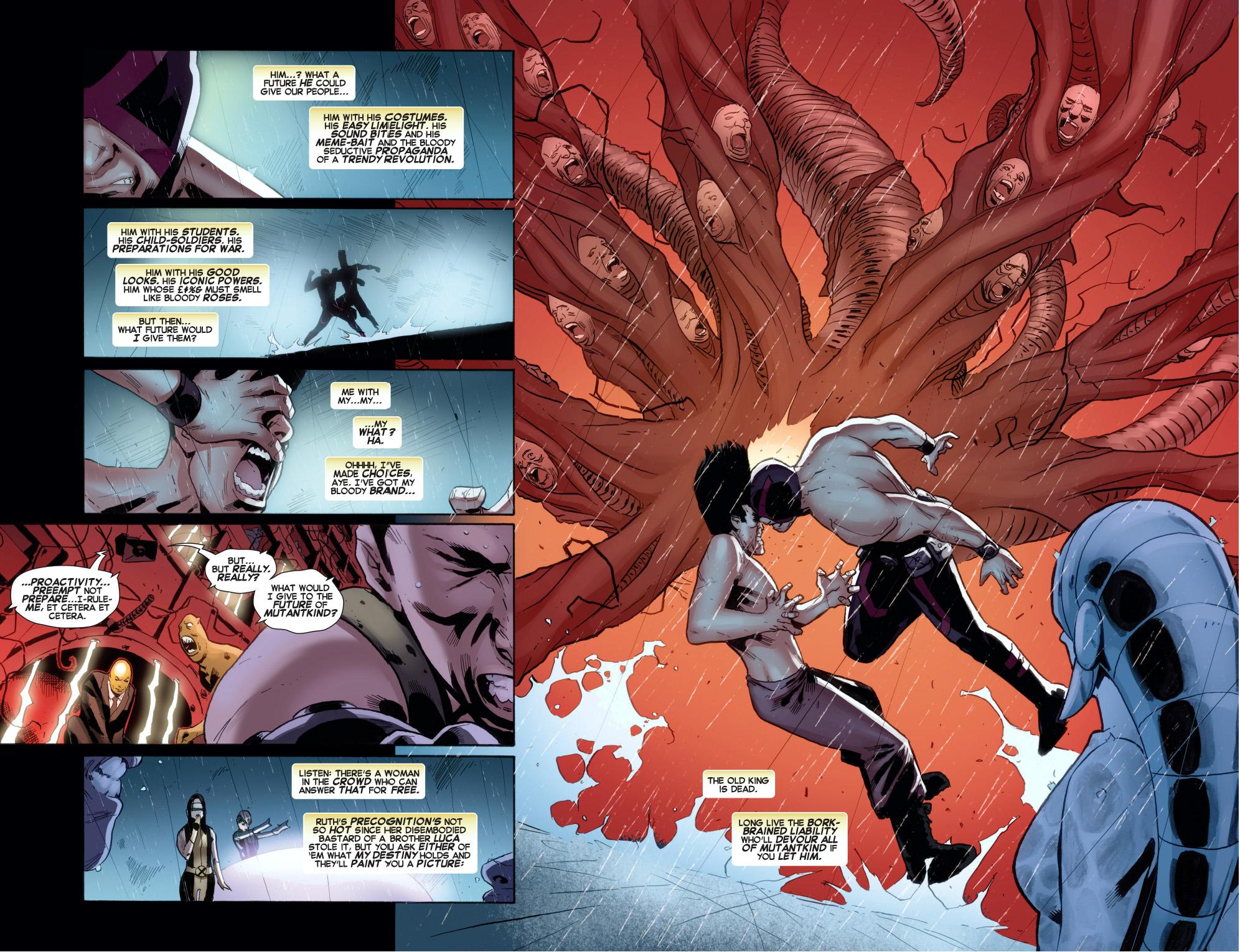 cyclops vs legion