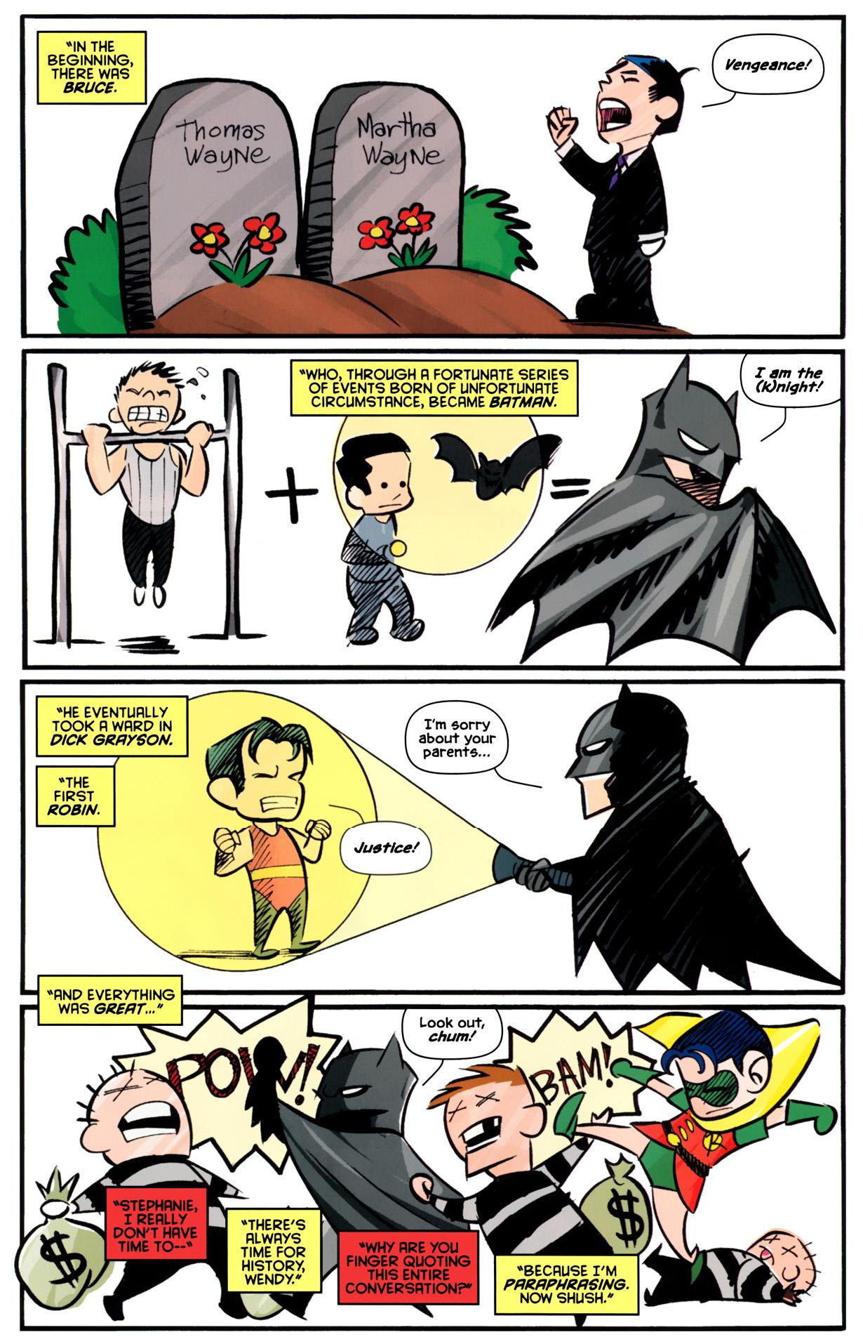history of the bat family by batgirl