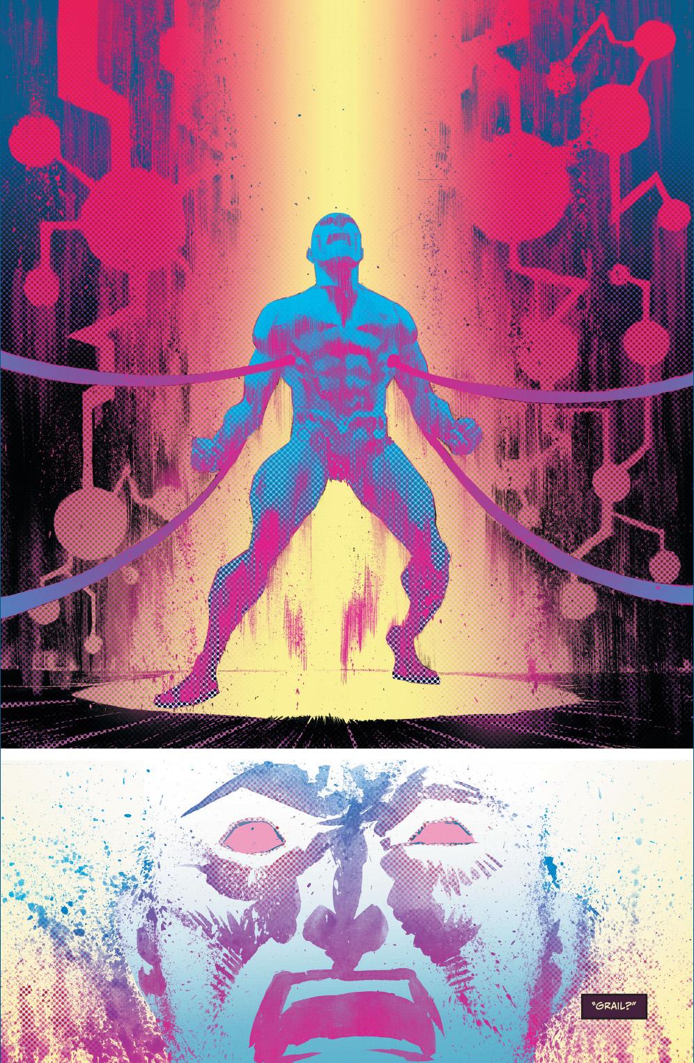 lex luthor becomes the god of apokolips 2