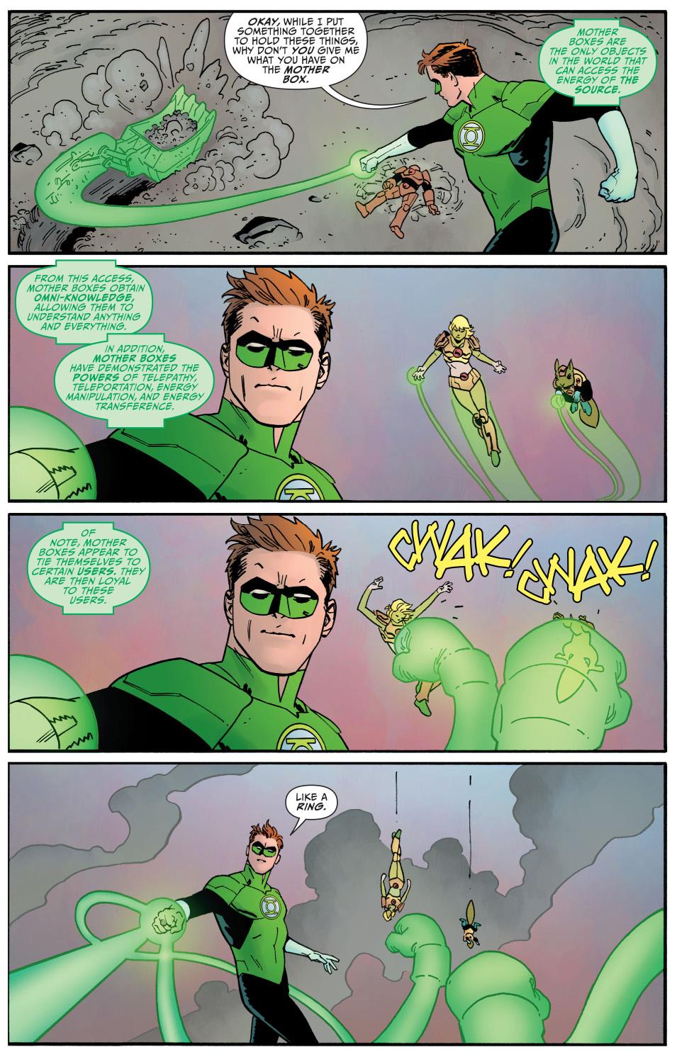 green lantern vs green lantern parademons