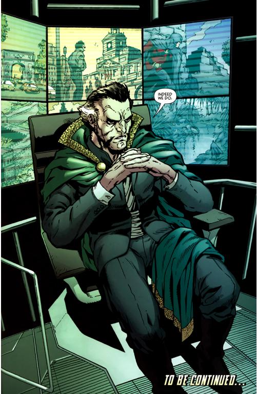 Ra's al Ghul (red robin #1)