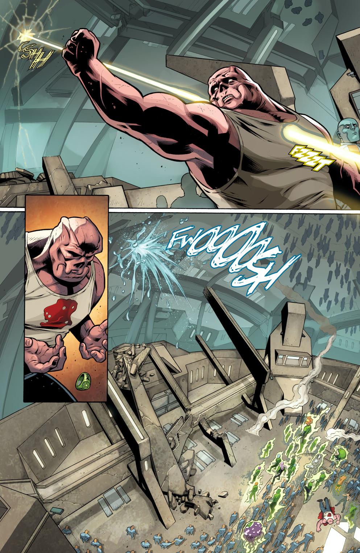 sinestro kills kilowog (injustice gods among us)