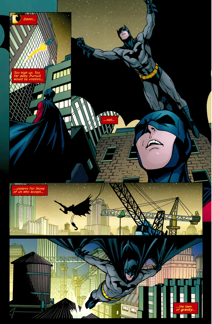 Tim Drake On Dick Grayson's Personality