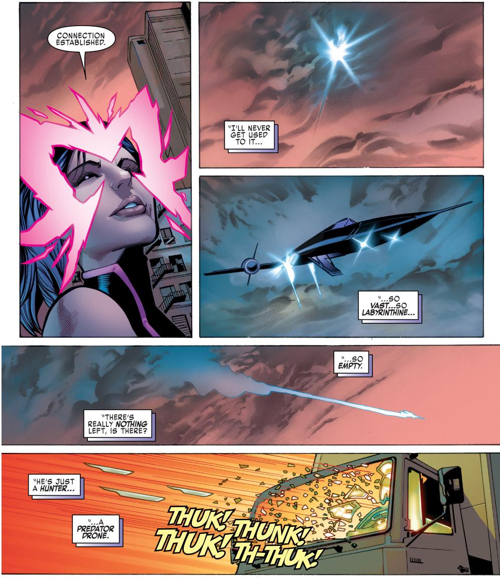 archangel (uncanny x-men vol. 4 #1)