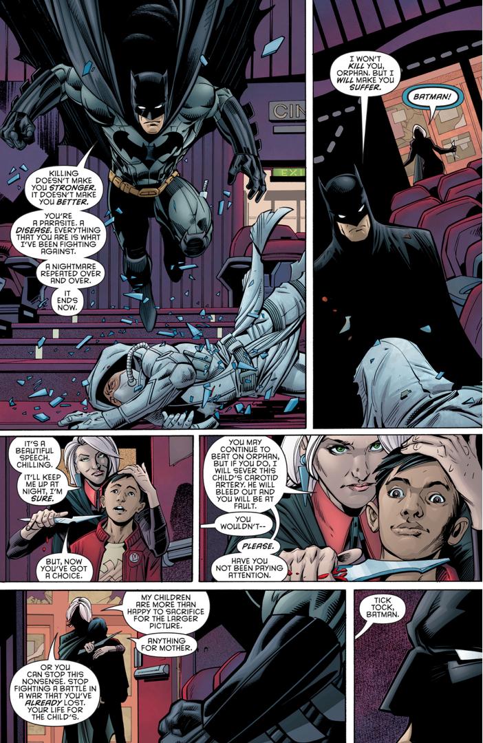 batman vs orphan