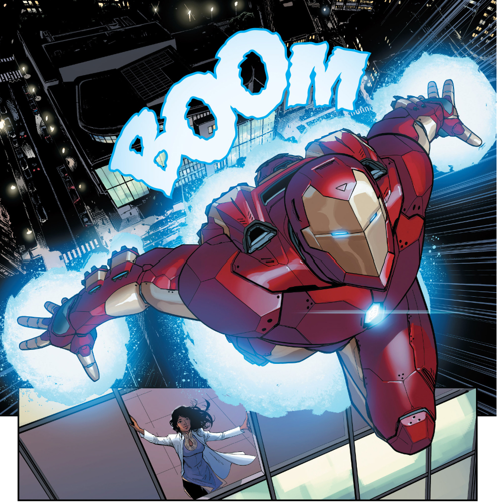 iron man (invincible iron man #3)
