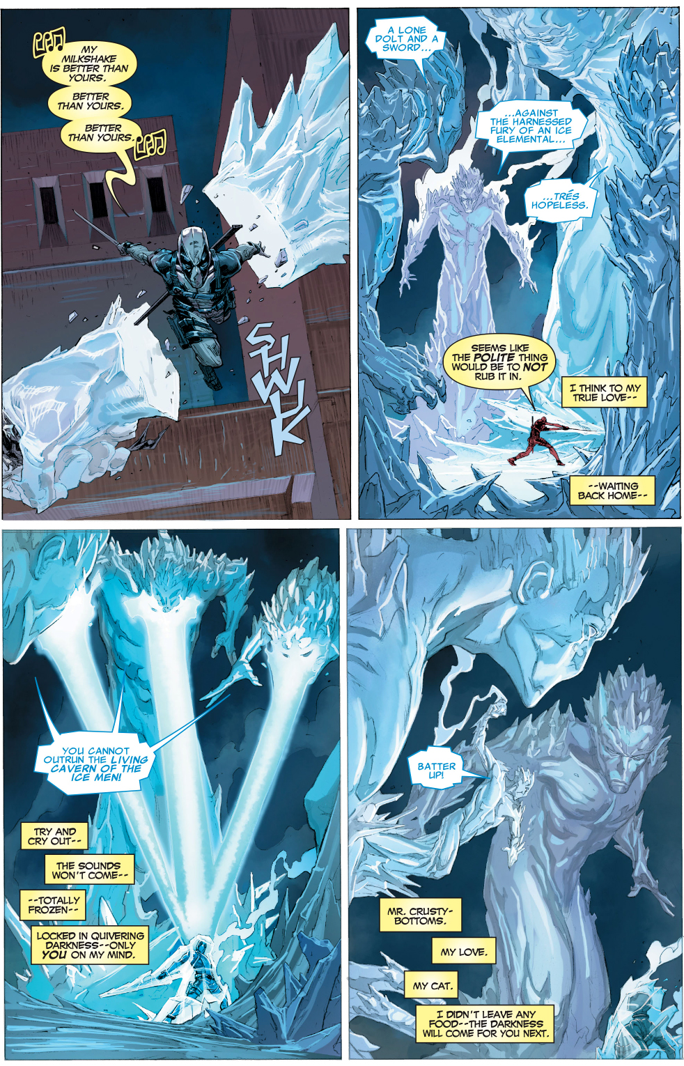 deadpool and fantomex vs age of apocalypse iceman