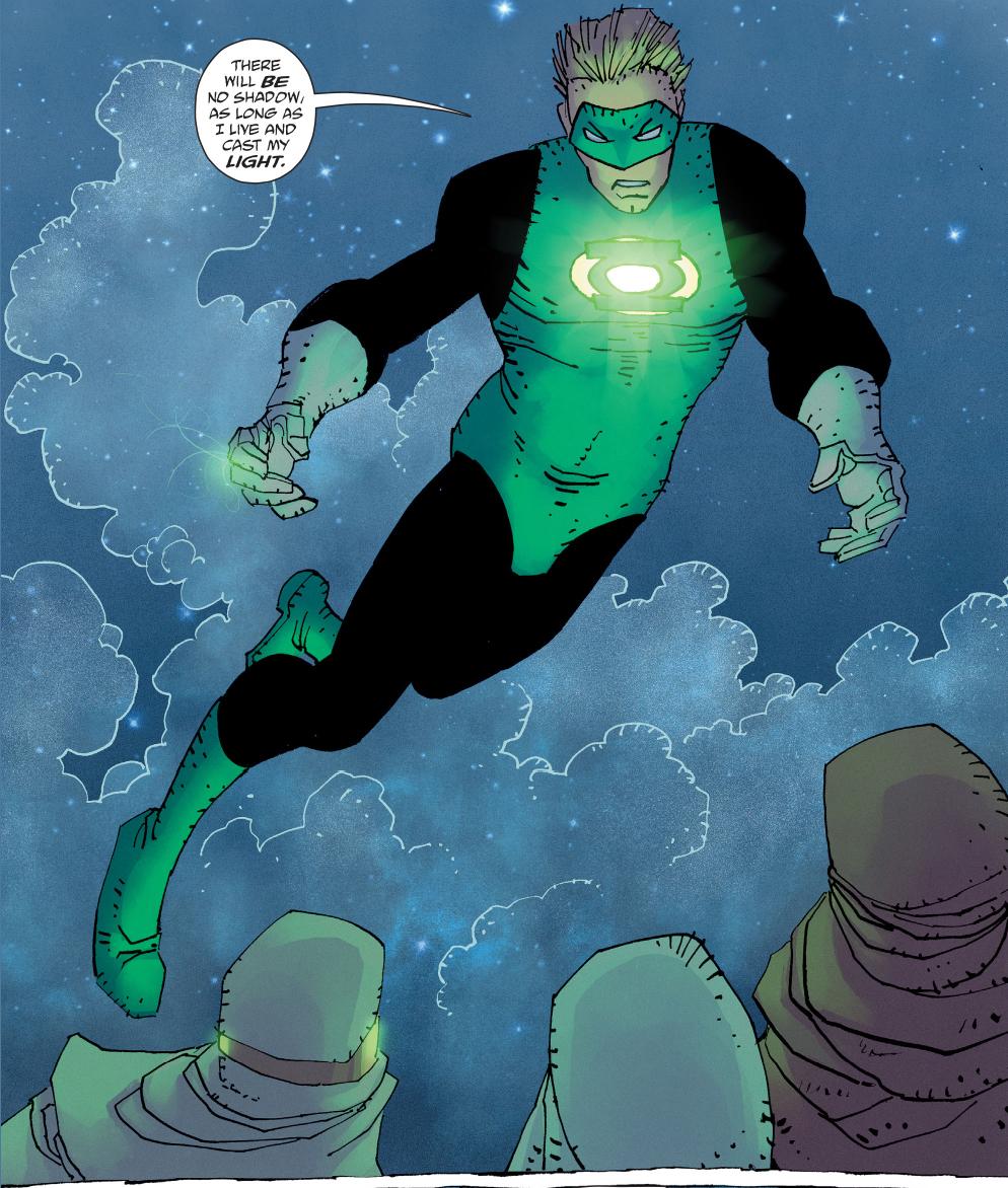 green lantern hal jordan (the master race)