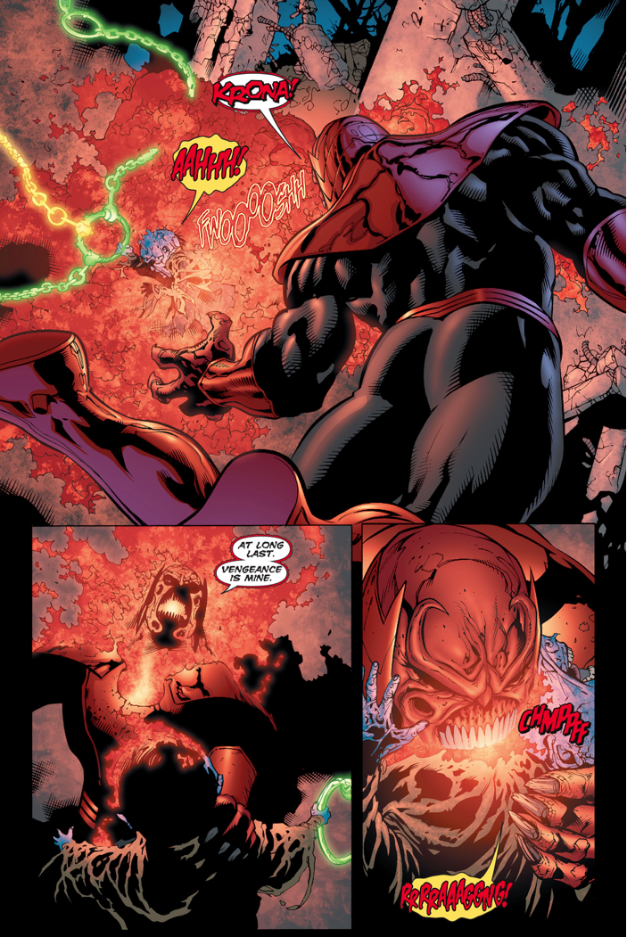 Atrocitus Attacks Krona