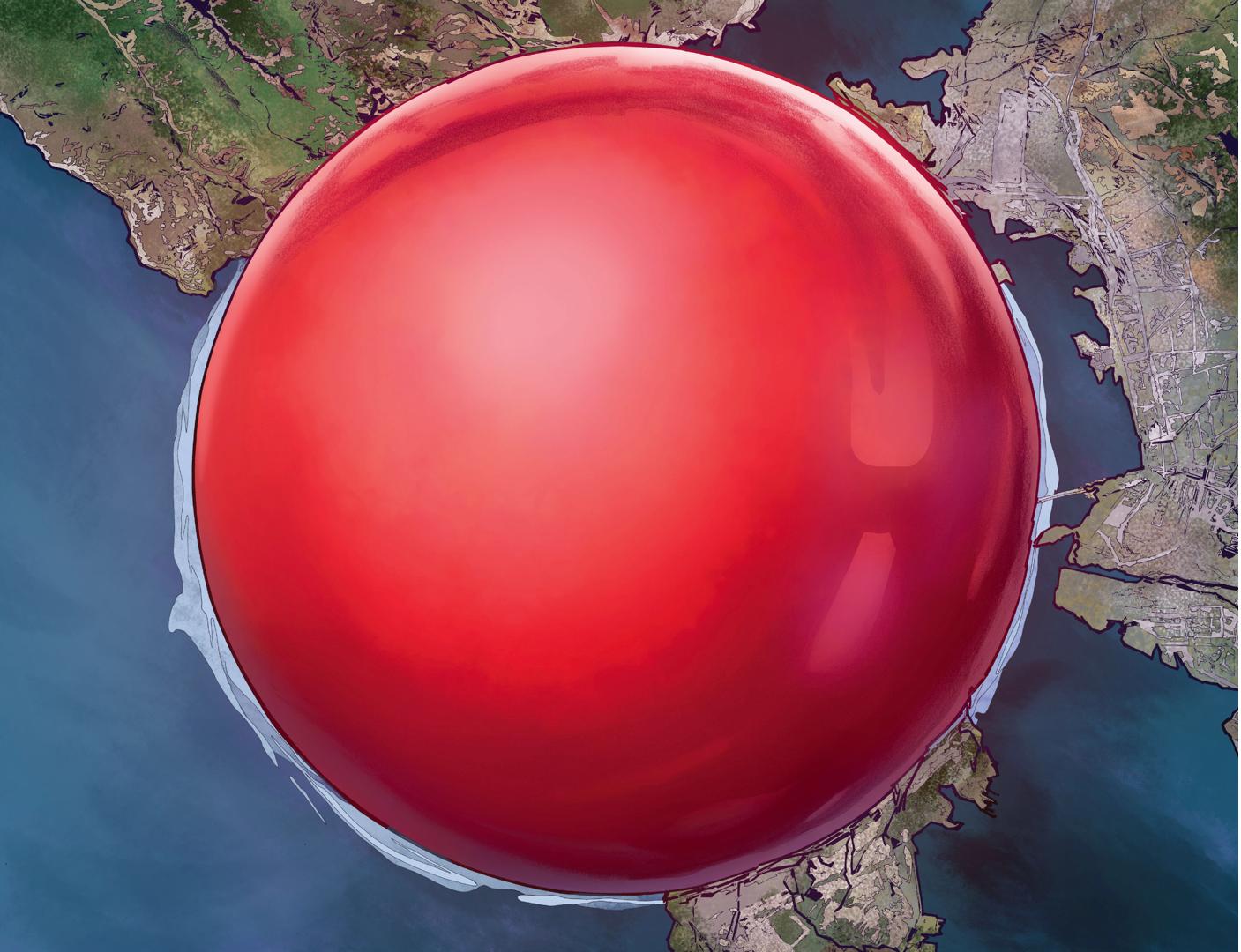 Bastion Traps Utopia Inside A Sphere