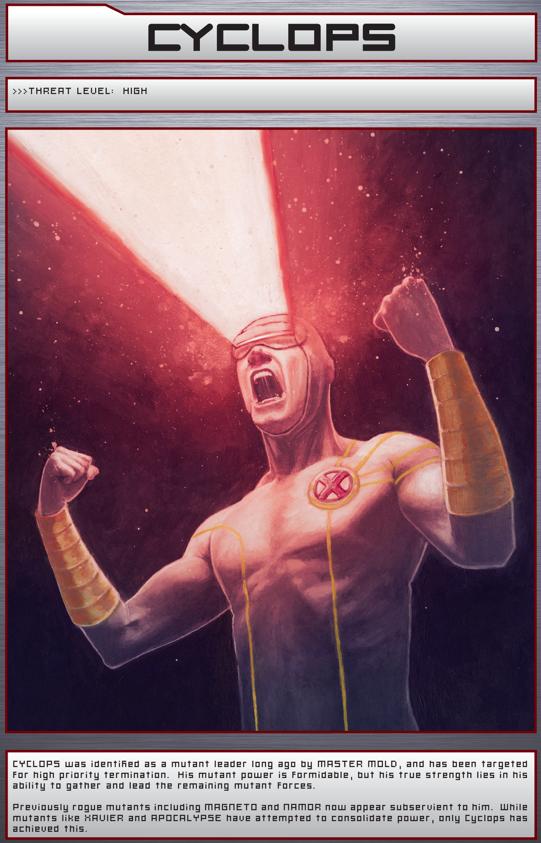 Cyclops (Bastion's FIles)