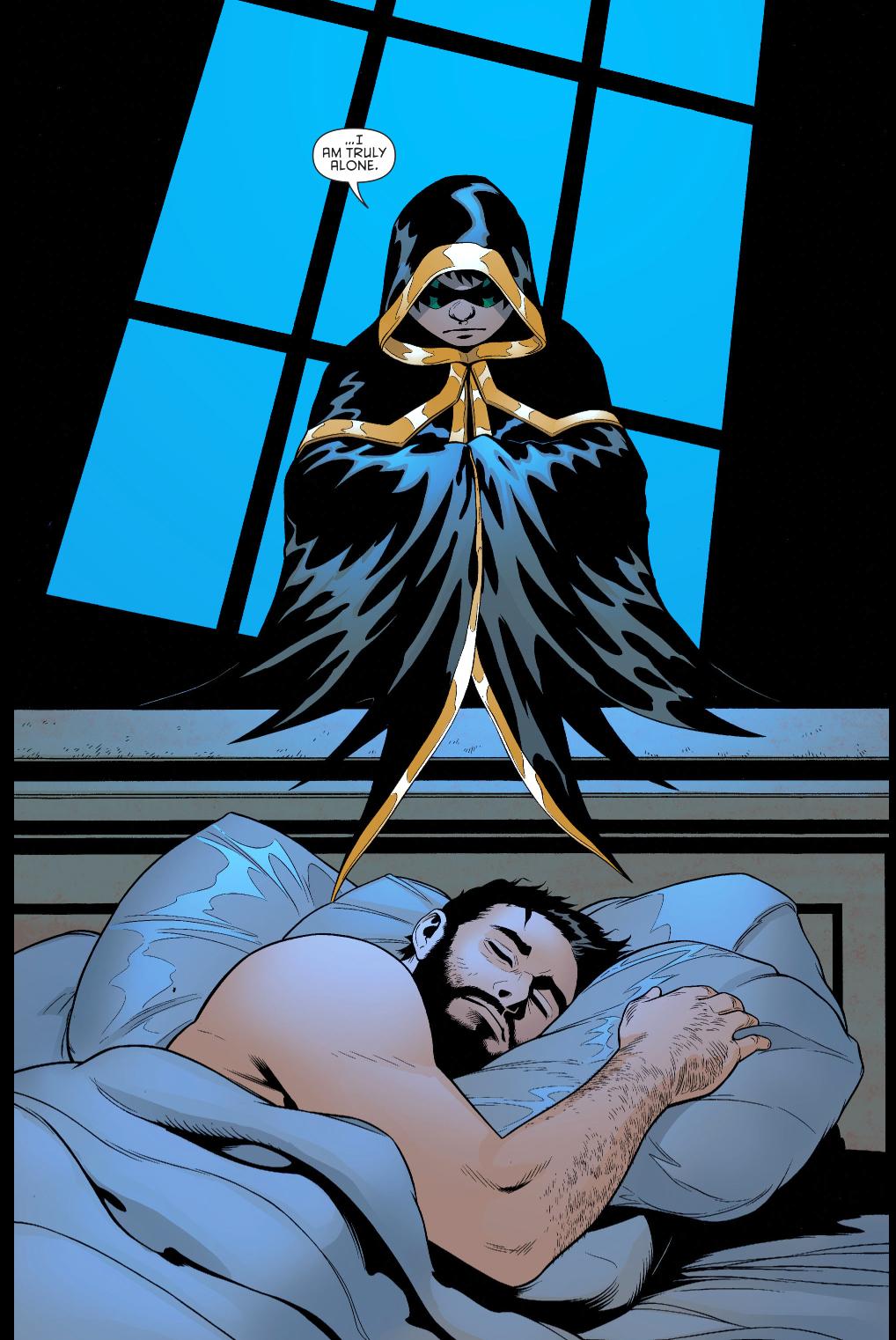 damian wayne's promise to batman