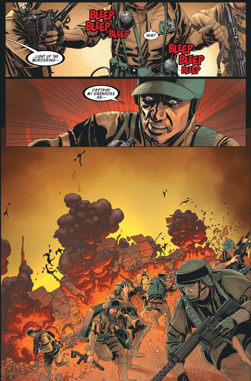 darth vader slaughtering rebel soldiers 3