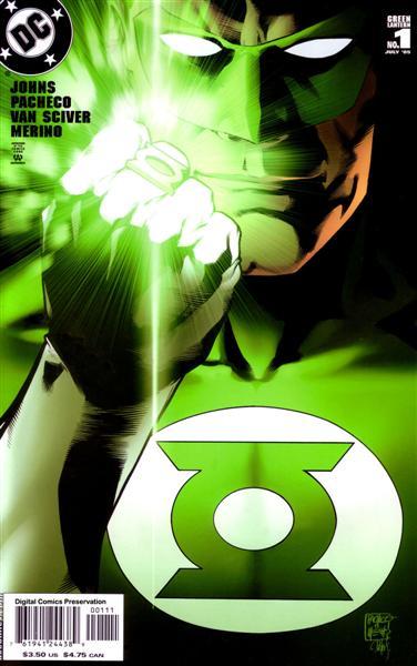 Green Lantern Vol 4