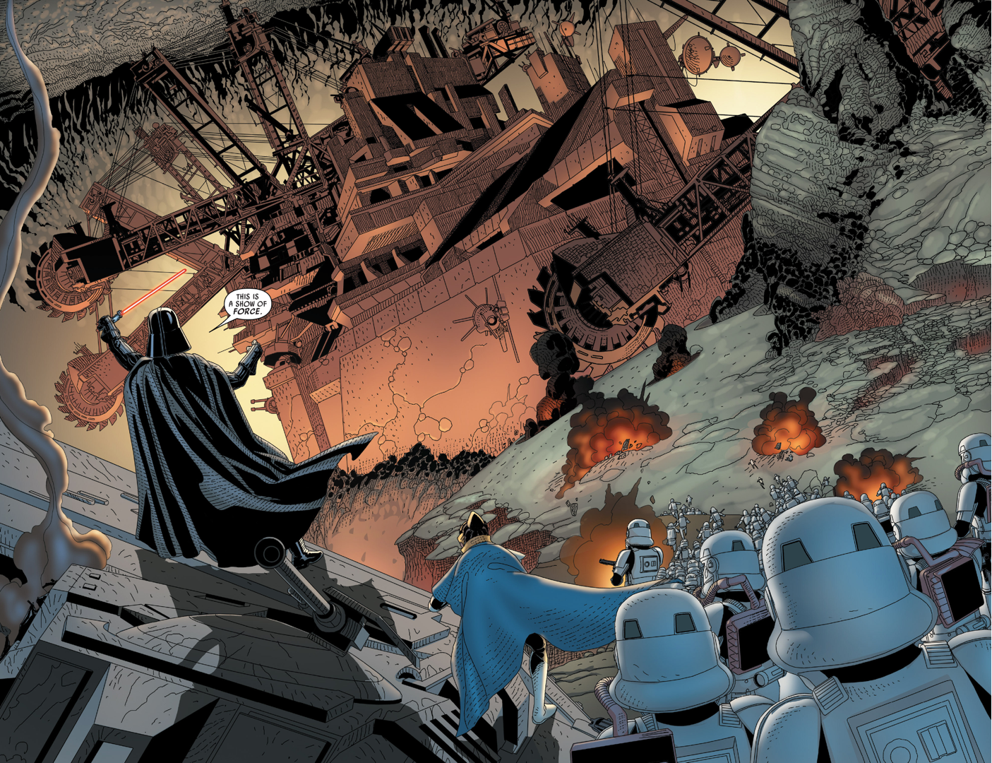 How Darth Vader Prevents Future Rebellion 2