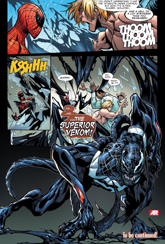 how superior venom came to be