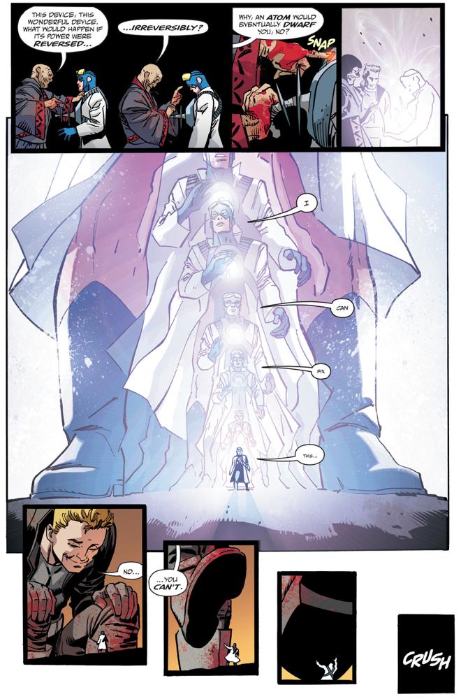 Quar Kills The Atom