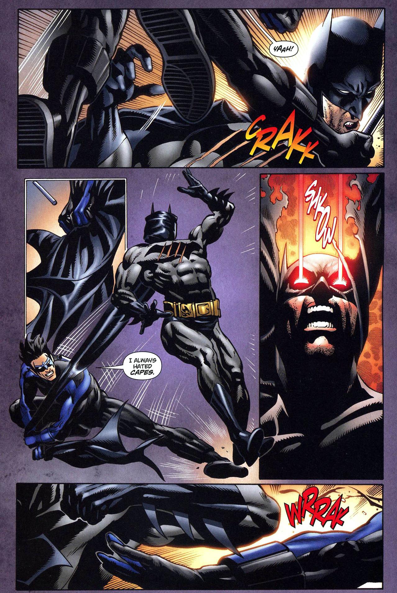 batman vs nightwing (superbat)