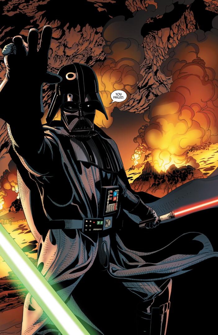 Darth Vader (Darth Vader #18)