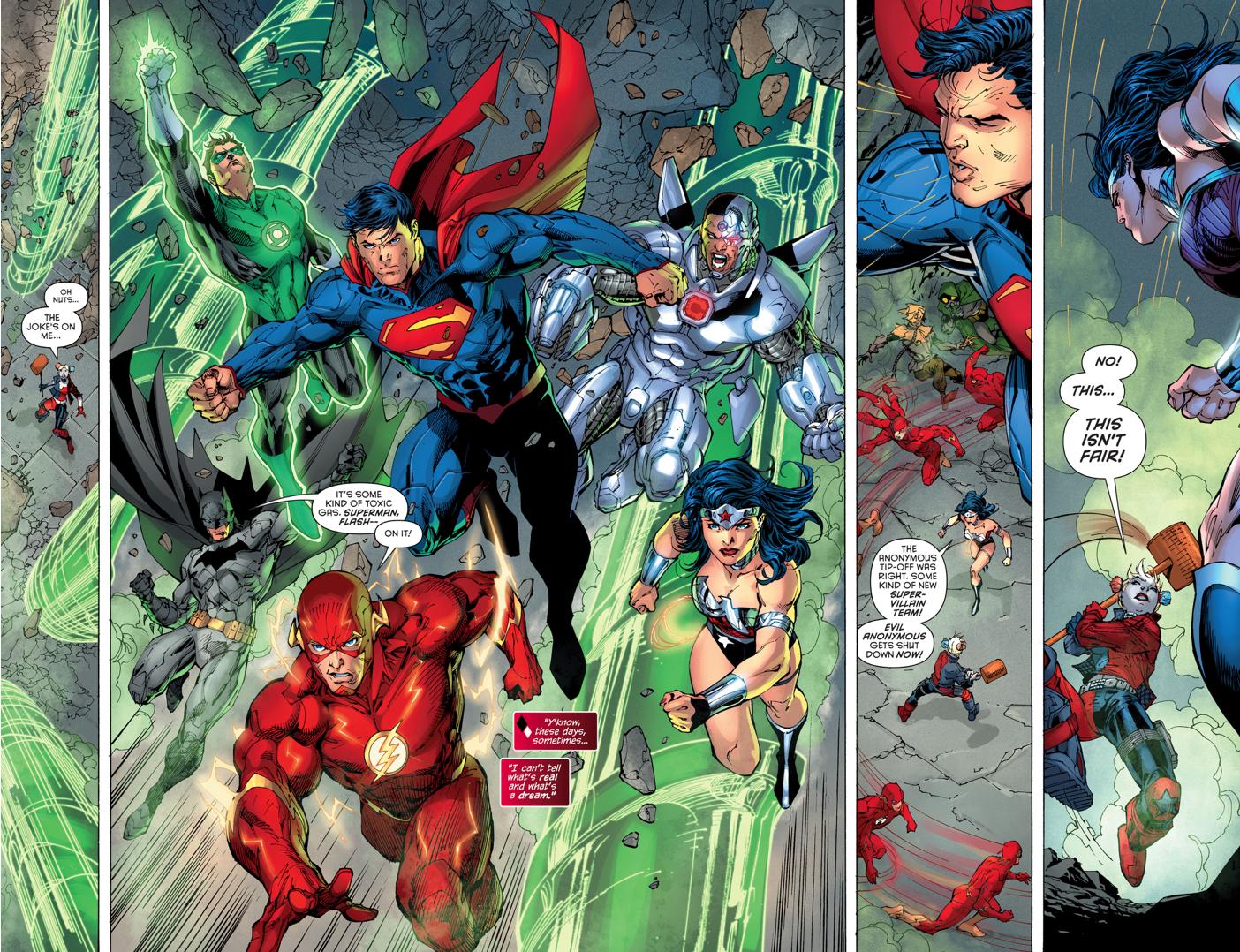 Harley Quinn VS The Justice League (April Fools Special)
