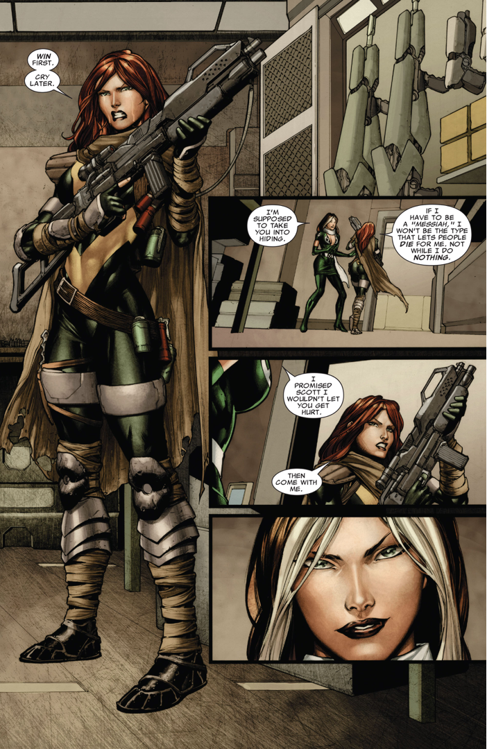 Hope Summers Rule On Crying