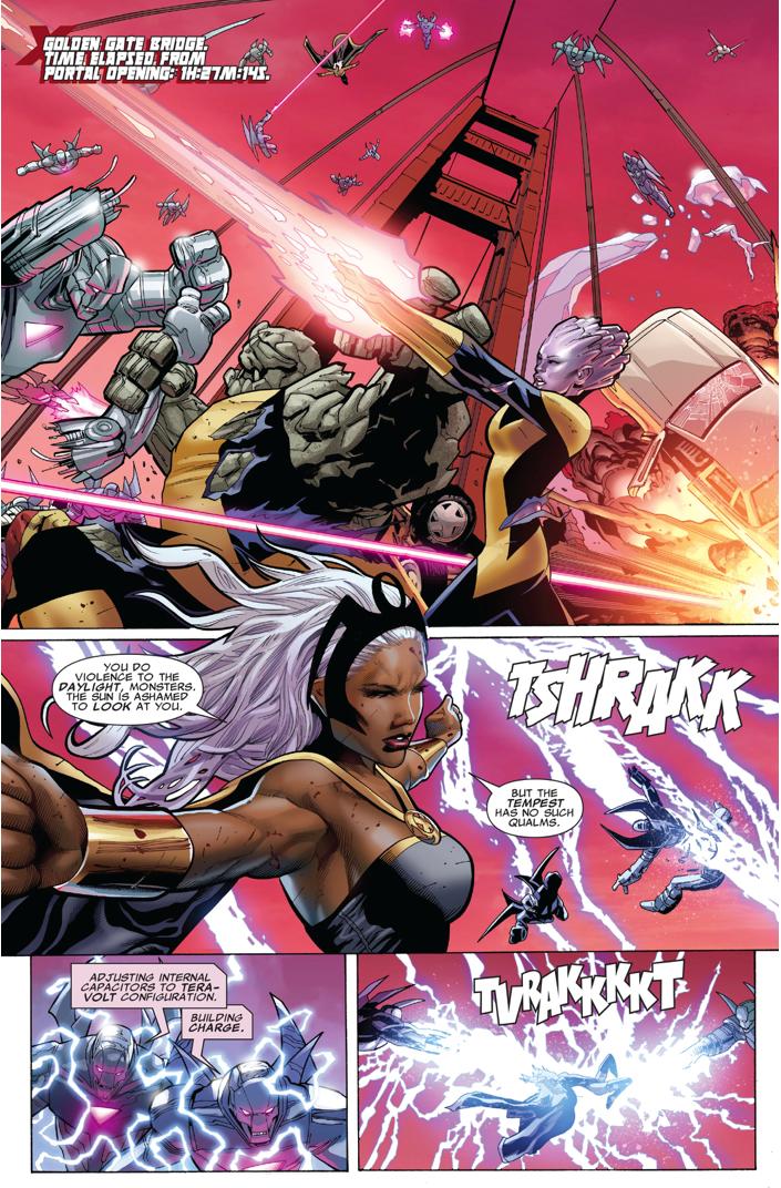 Storm VS Nimrods (Second Coming)
