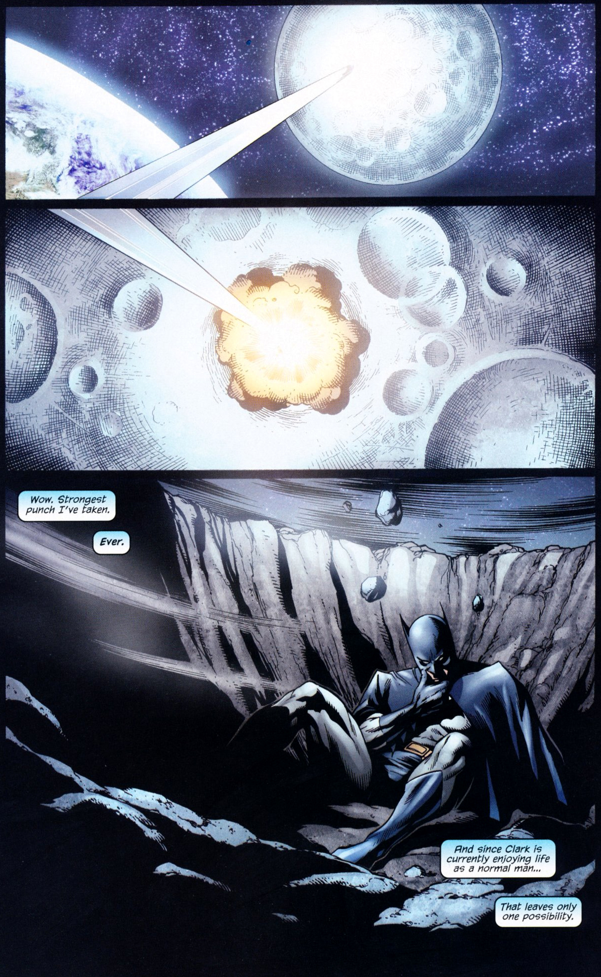the justice league confronts batman (superbat) 1
