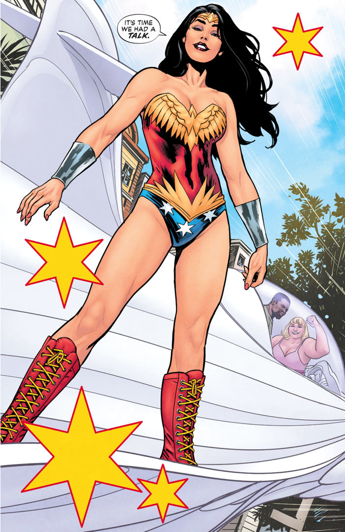 Wonder Woman (Earth 1)