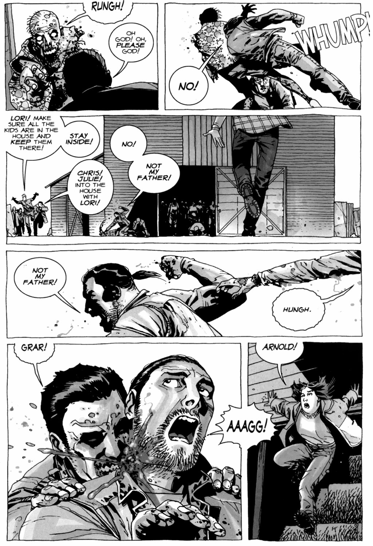 Death Of Arnold And Lacey Greene (The Walking Dead)
