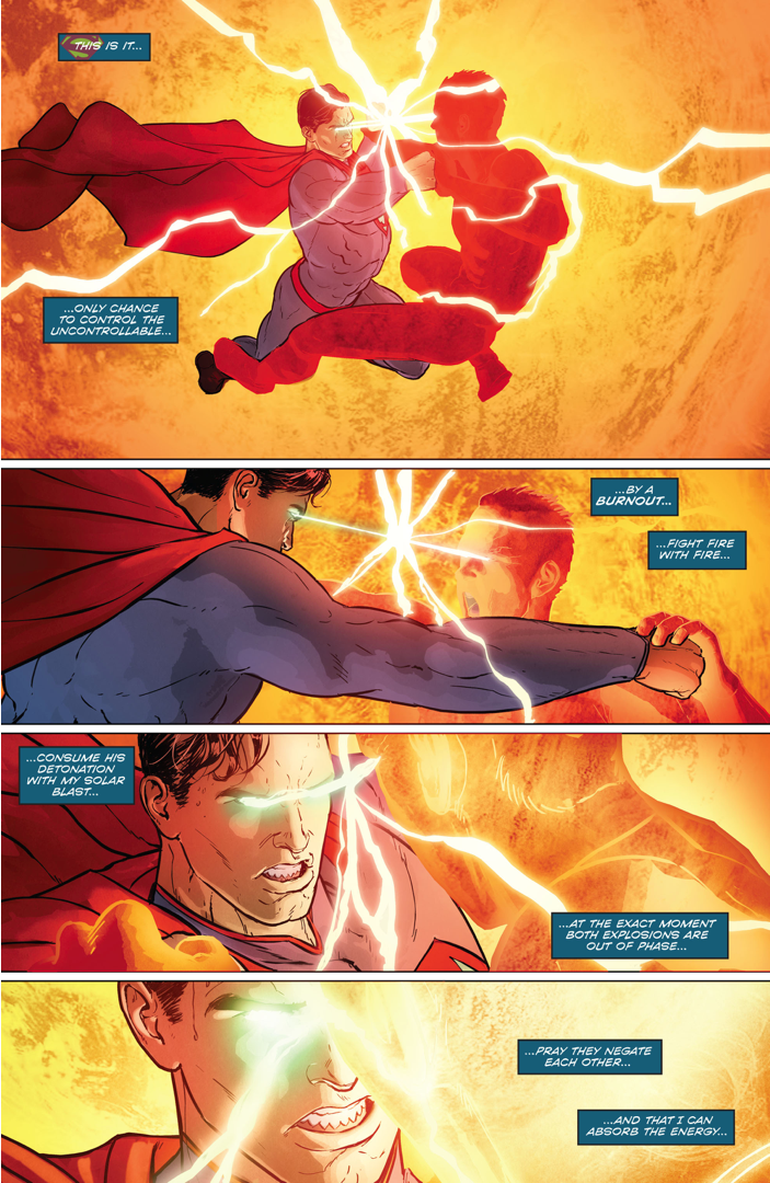 Death Of Superman (New 52)