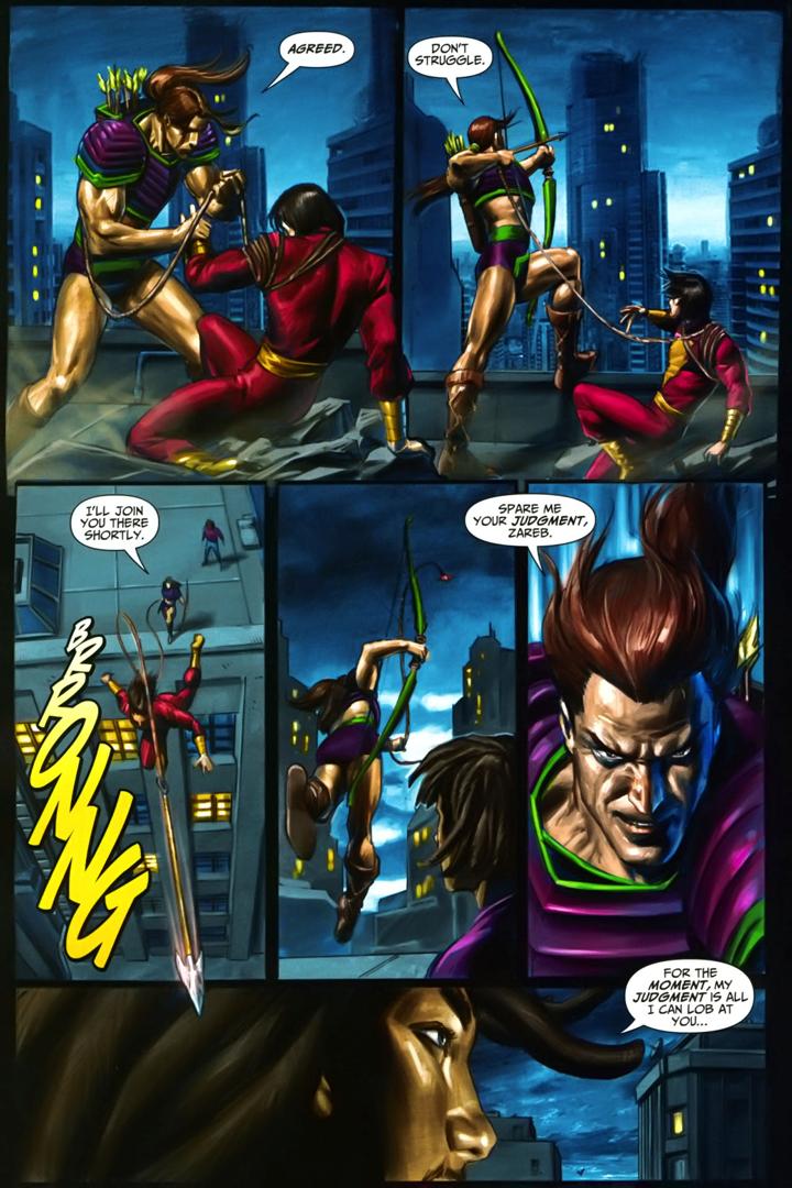 Freddy Freeman VS Apollo (Trials Of Shazam)