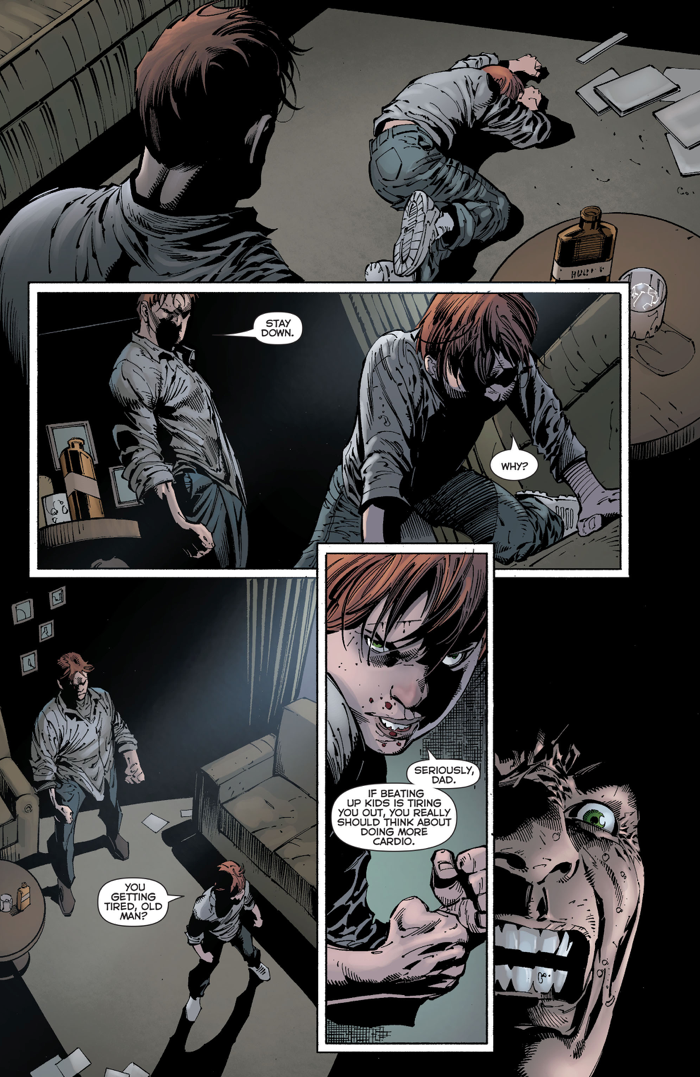 Guy Gardner's Selfless Act For His Mother