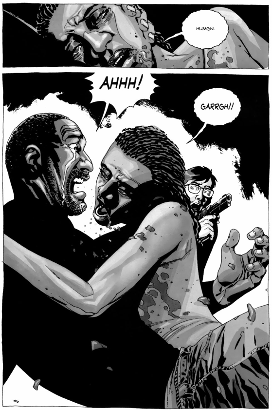 How Tyreese's Daughter Died (The Walking Dead)