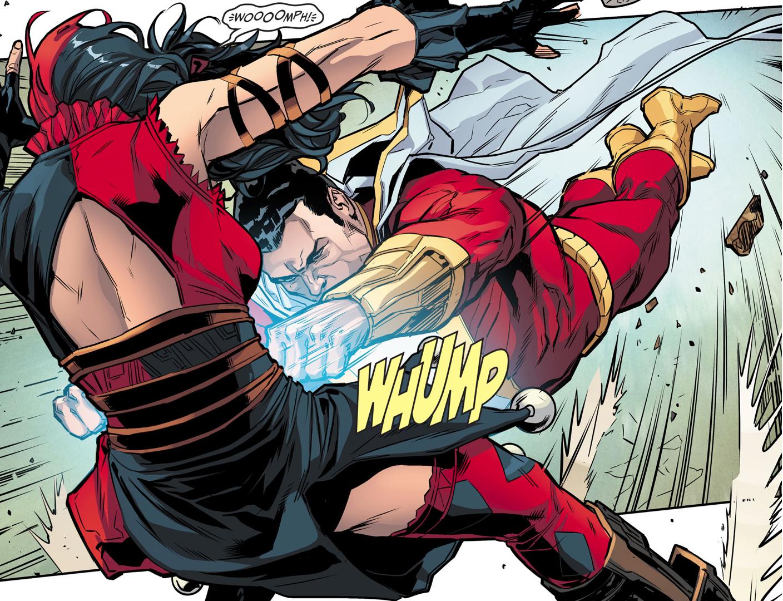 Shazam VS Harley Quinn (Injustice Gods Among Us)