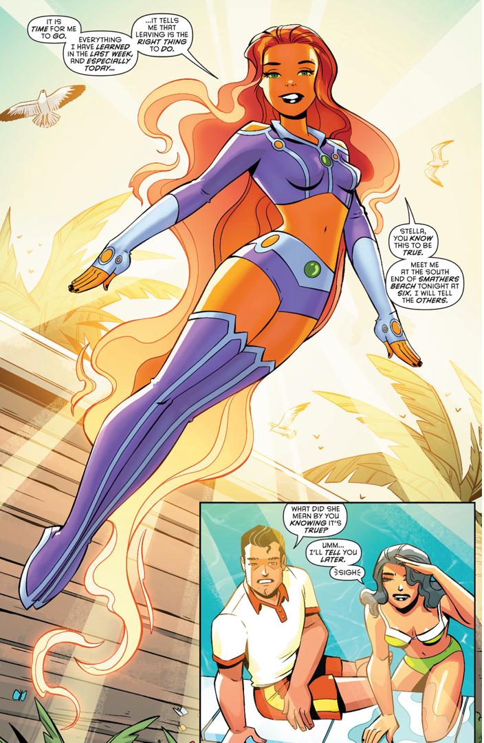 Starfire (Starfire #12)