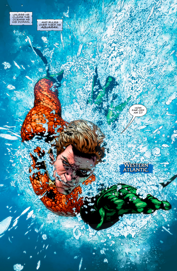 Aquaman (Aquaman - Rebirth)