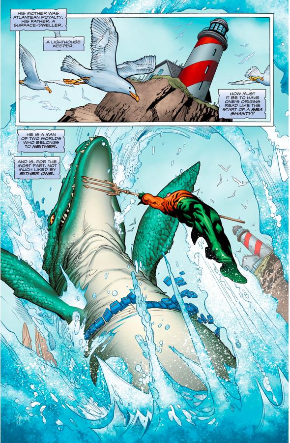 Aquaman VS The Deluge