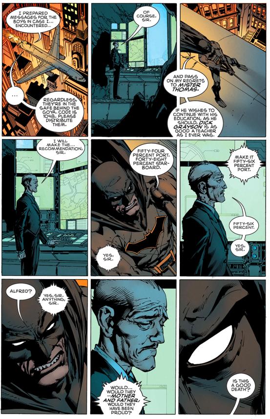 Batman Meets Gotham And Gotham's Girl