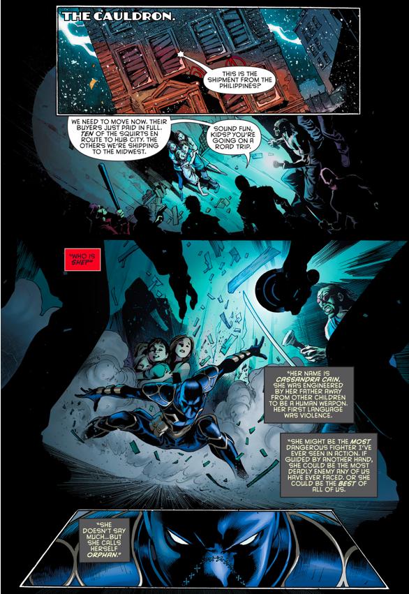 Batman's Opinion Of Cassandra Cain (New 52)