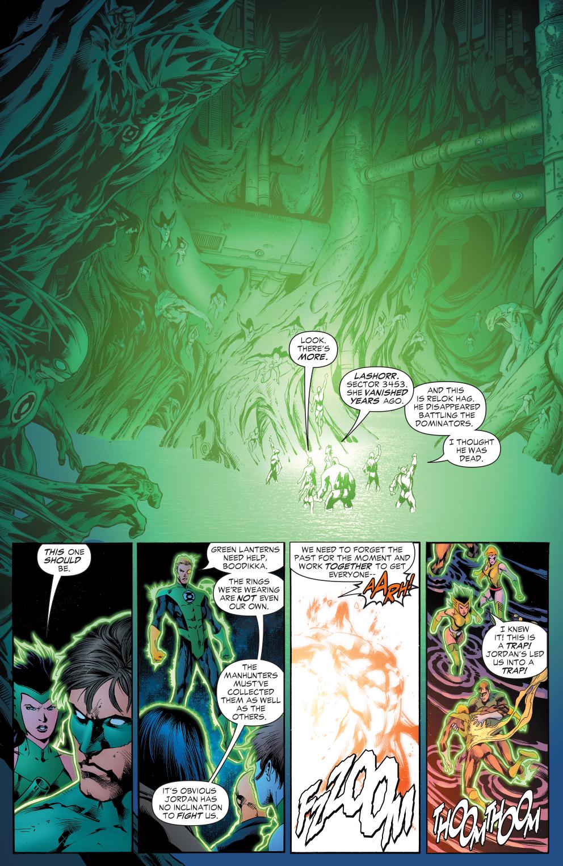 Death Of Green Lantern Kreon
